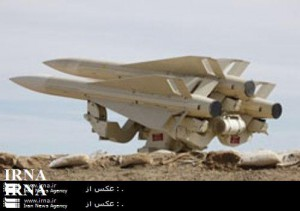 Iran ran tactical war games in early July 2012 (Photo credit: IRNA)