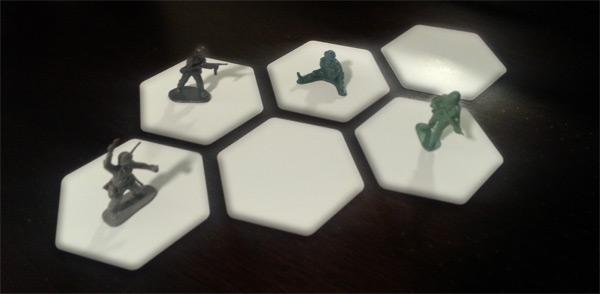 Designing a Wargame